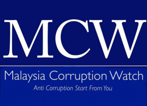 MCW mendesak Kerajaan Malaysia memberikan kuasa Autonomi kepada Suruhanjaya Pencegahan Rasuah Malaysia (SPRM)